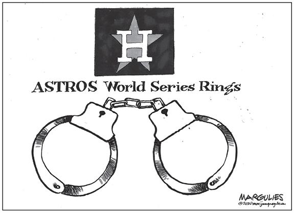 Editorial Cartoon: Rings