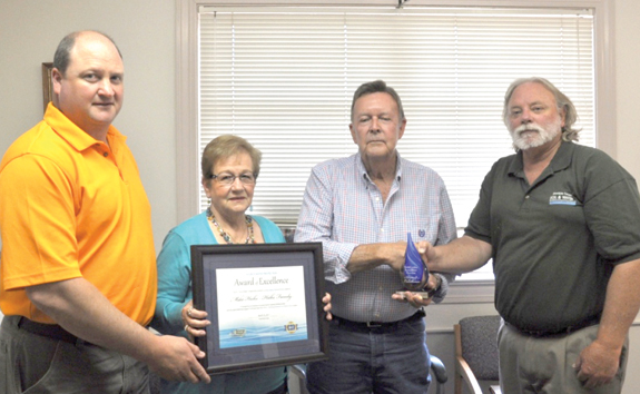 <i>County farmers recognized for water protection efforts</i>