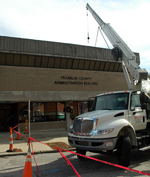 <i>County buildings getting new roofs as a proactive response</i>