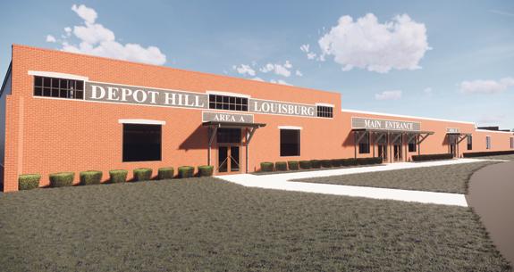 <i>Depot Hill: Its past, present and future options explored</i>