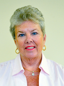 <i>Four seeking seats on Louisburg board: Emma Stewart</i>