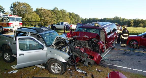 Fatal wreck