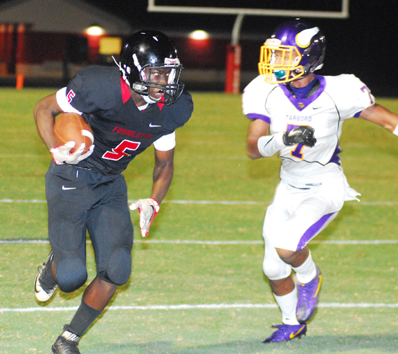 Special Teams Plays Help Tarboro Thwart Franklinton