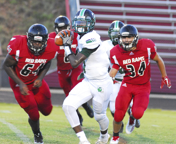 Franklinton Claims Opener For Williams
