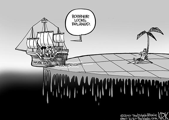 Editorial Cartoon: GOP