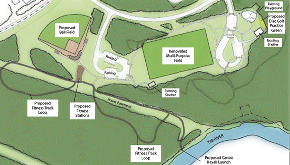 Joyner Park upgrades funded by state grant