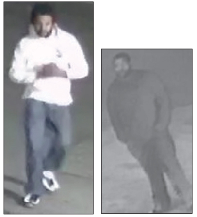 <I>Persons of interest sought in murder</I>