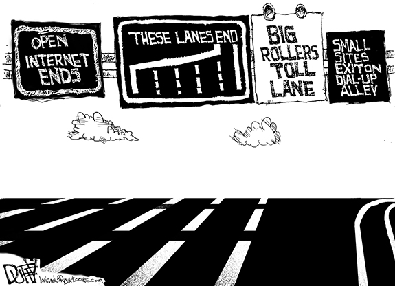 Editorial Cartoon: Internet Regs