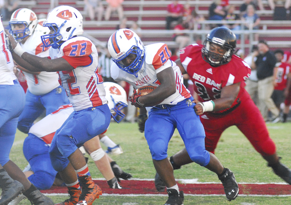 Red Rams Roll Past Louisburg, Improve to 3-0 On Season