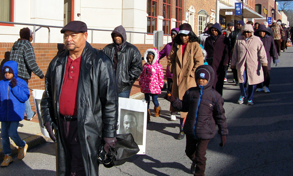 <i>Change was key word in local MLK Day events</i>
