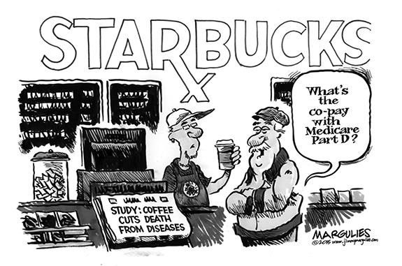 Editorial Cartoon: Medicare