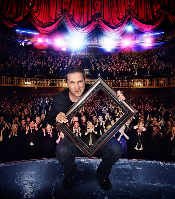 <i>Illusionist is coming to Louisburg College</i>
