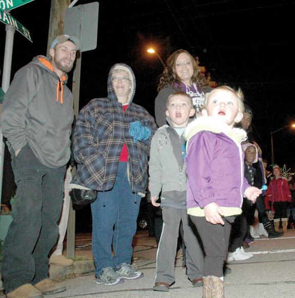 Parades mark beginning of Christmas season, 3