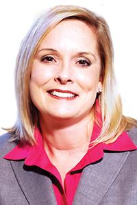 <i>Two compete to be district court judge: Caroline Slater Burnette</i>