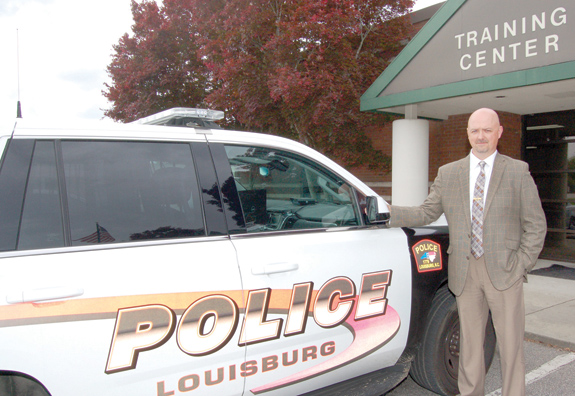 Veteran officer Jason Abbott new chief of Louisburg PD