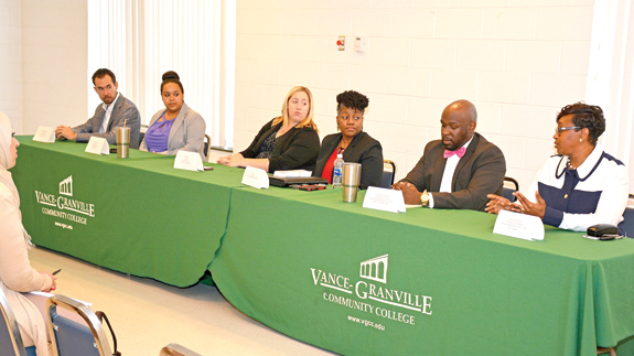 Paralegal careers discussed at VGCC