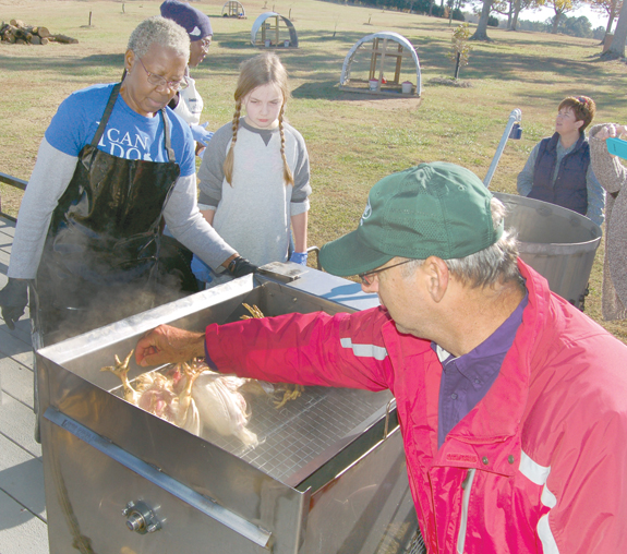 <i>Bringing poultry processing back 'down on the farm'</i>