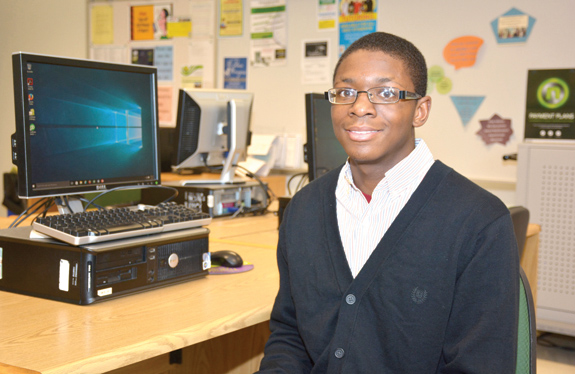 <i>VGCC awards top honor to Ivy League-bound student</i>