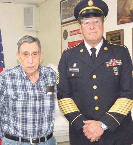 <i>'Reach out' to troubled vets, commander urges</i>