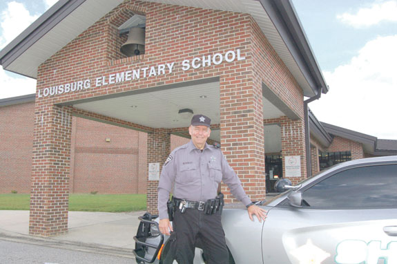 <i>Officers now work full days at all county schools except ECHS</i>
