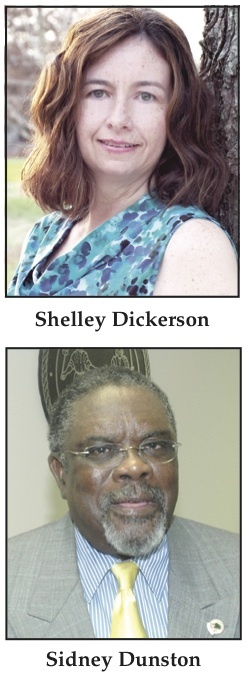 Two new faces join board; two veterans are re-elected