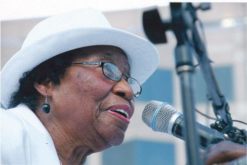 <i>Civil rights icon Rosanell Eaton dies at 97</i>