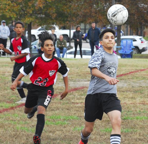 Bunn Takes MAC Soccer Title
