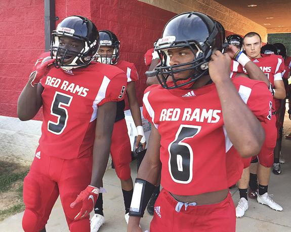 Rams earn BE honors