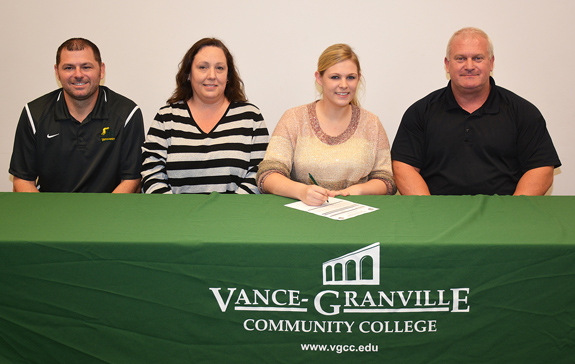 Senter Signs With Vanguards