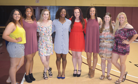 Lady Canes tabbed for Region X squad