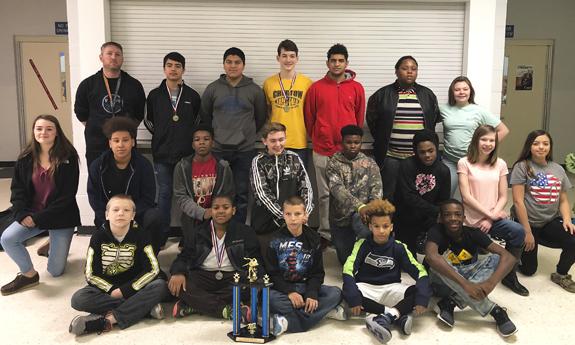 TLMS wins league title