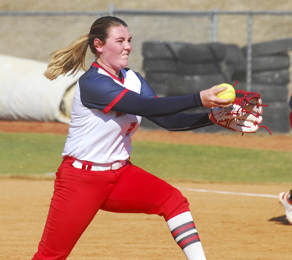Lady Canes Open With Sweep