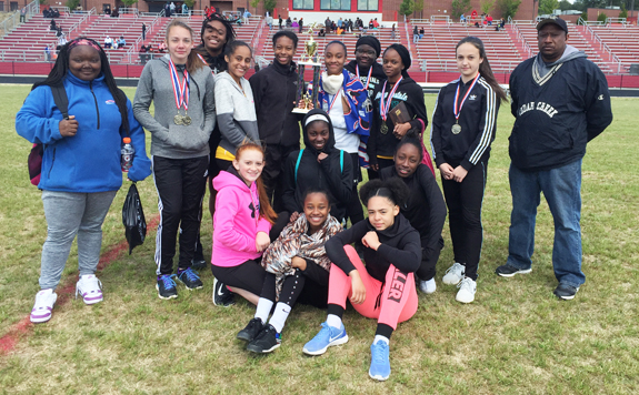 COUNTY TRACK CHAMPS, 2