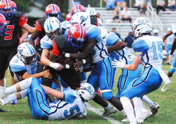 South Granville Stops Warriors