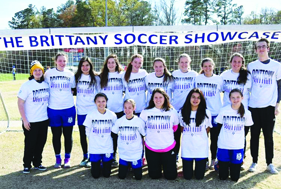 SPARTANS SHINE AT THE BRITTANY