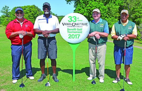 VGCC hosts golf tourney