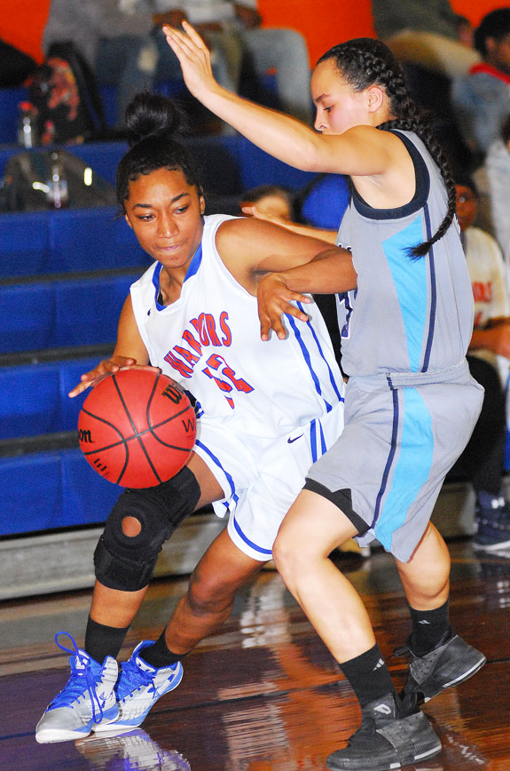 Lady Warriors topped by SVHS