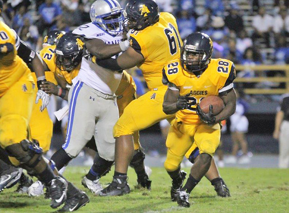 Bunn's Cohen continues to star for A&T Aggies