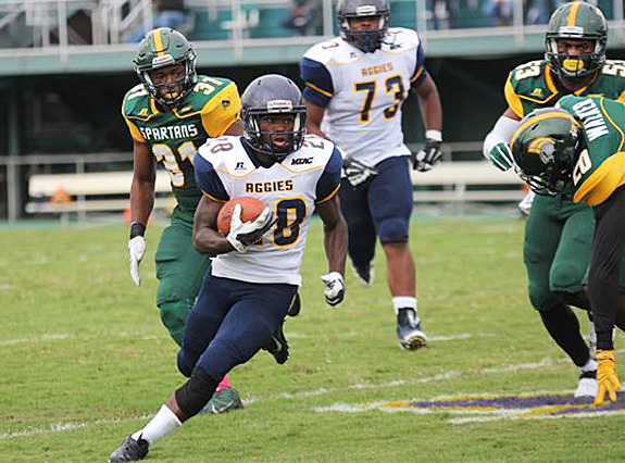 Cohen honored again by MEAC