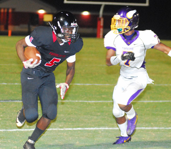 Talented Tarboro Topples Rams