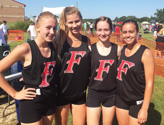 FHS makes cross country move