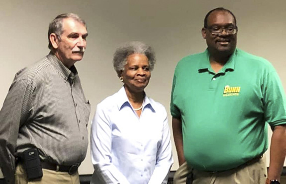 Perry, Lewis Inducted