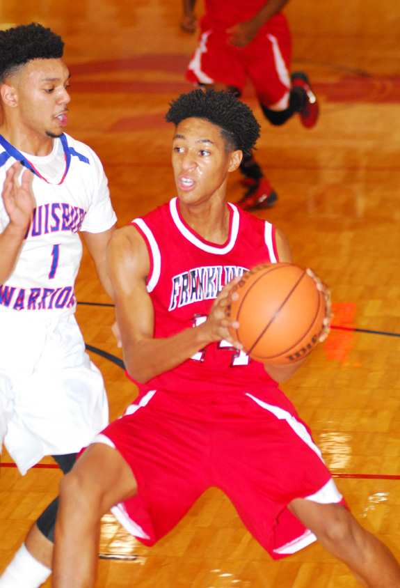 Red Rams pull away from LHS