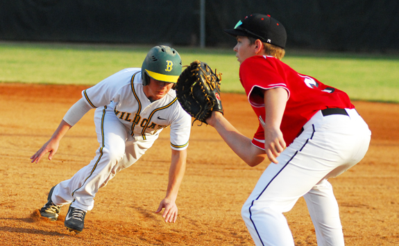 Bunn Surges Past Red Rams