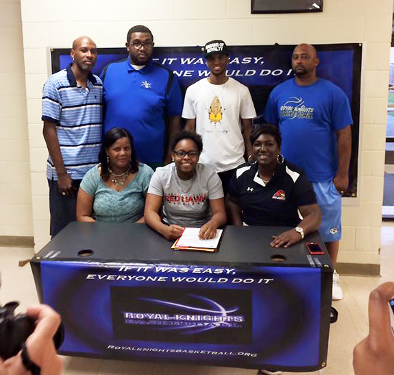 FHS PLAYERS INK DEALS