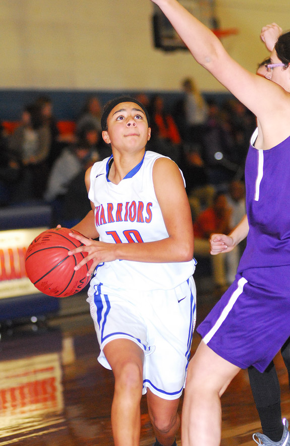 LHS' girls top Oxford