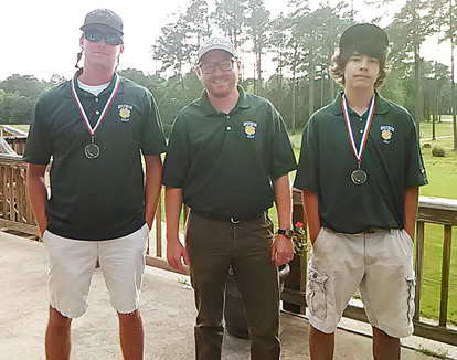 Louisburg HS golfers claim state positions