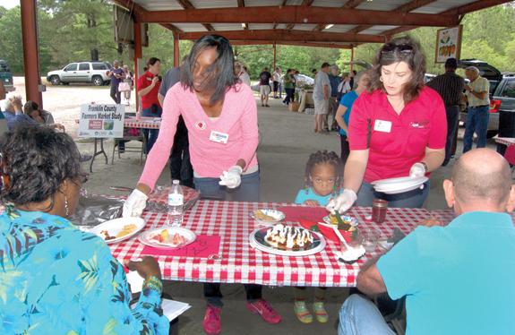 Strawberry festival was a flavorful affair