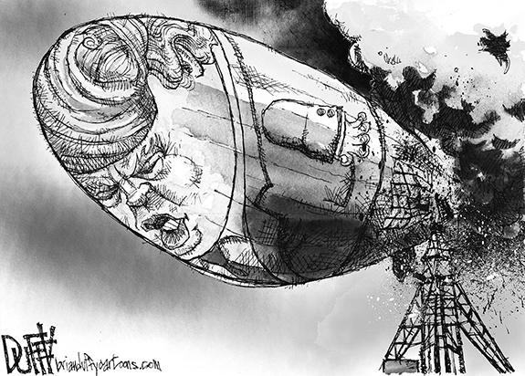 Editorial: Trump Blimp