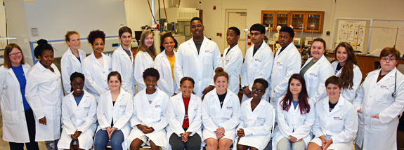 <i>High School students explore health, science at VGCC </i>